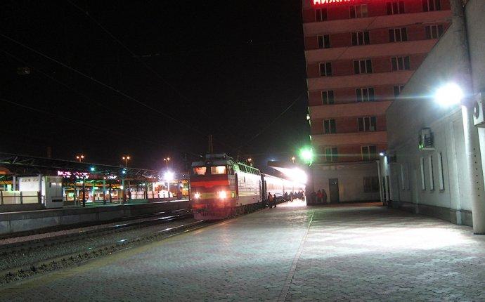 087Г/088С Нижний Новгород - Адлер - МЖА (Rail-Club.ru)