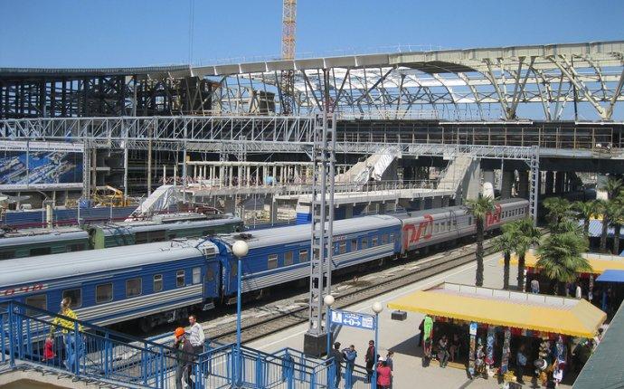 Адлер вокзал железнодорожный » Прогулки вдоль Адлера и вокруг - Page 2