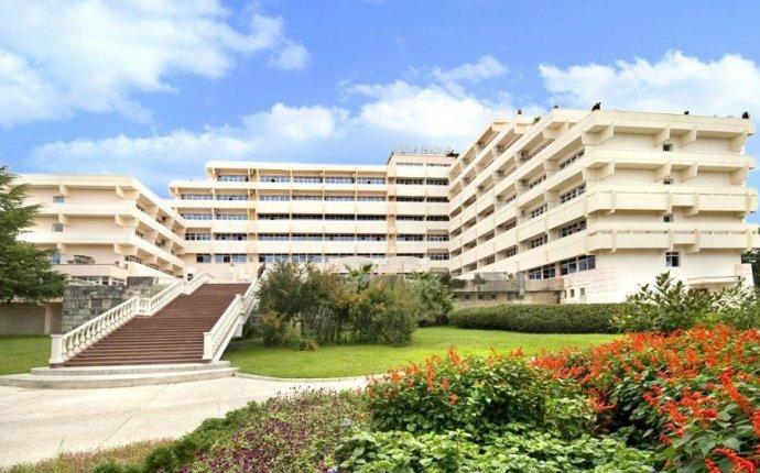 Лучшие санатории адлера отзывы » Курорты и отели, впечатления и