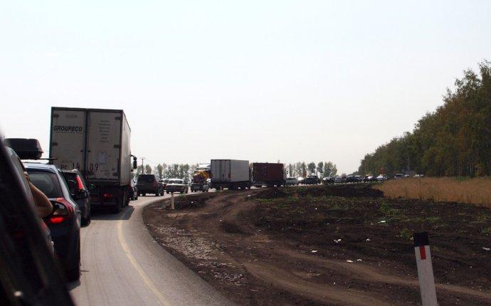 М-4 ДОН: Москва — Адлер. Август 2014 | Трасса М4 ДОН - дорога в