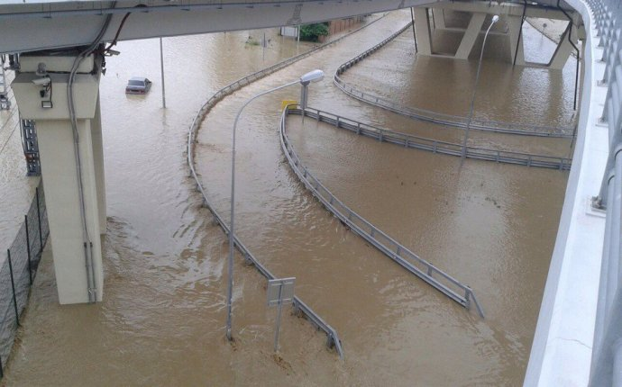 Наводнение в Сочи (25.06.2015) | BlogSochi.ru