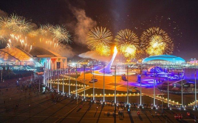Олимпийский парк | BlogSochi.ru