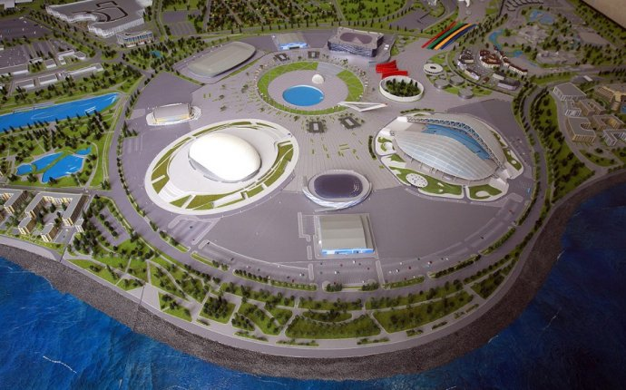 Олимпийский парк — Сочи, Краснодарский край — обзор, фото, история