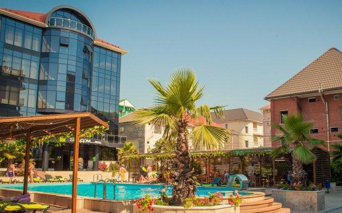 Отель Экодом Адлер | Размещение в отеле Экодом Адлер | Сочи