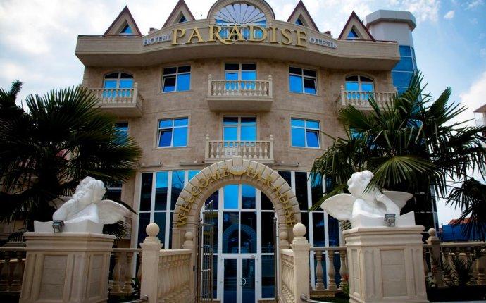 Отель Гостиница Парадиз (Россия Адлер) - Booking.com