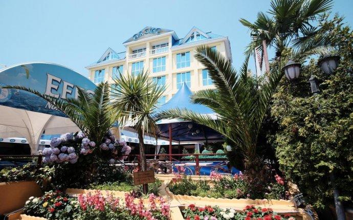 Отель Оазис (Россия Адлер) - Booking.com