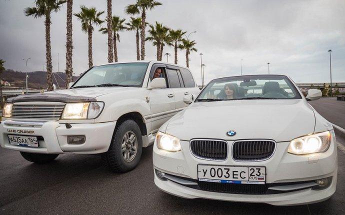 Прокат автомобилей в Адлере и аренда автомобиля в Сочи