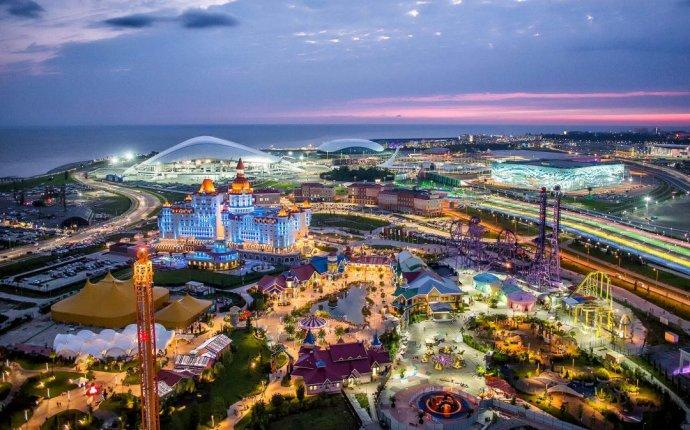 Сочи Парк | Олимпийский Парк - Организация мероприятий