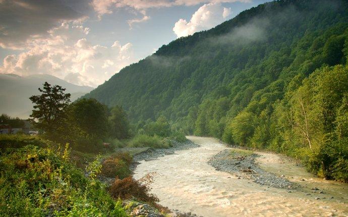 Сочинский национальный парк — Сочи, Краснодарский край — обзор