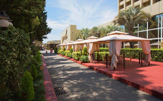 Спа-отель Весна в Адлере, Сочи - фото и цены с официального