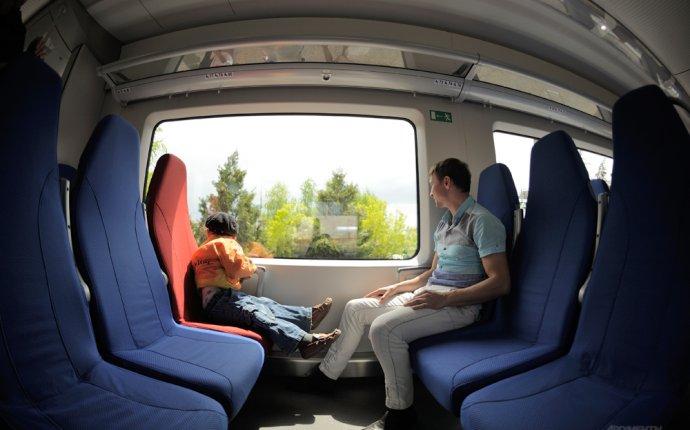 В Майкоп впервые прибыл скоростной электропоезд «Ласточка